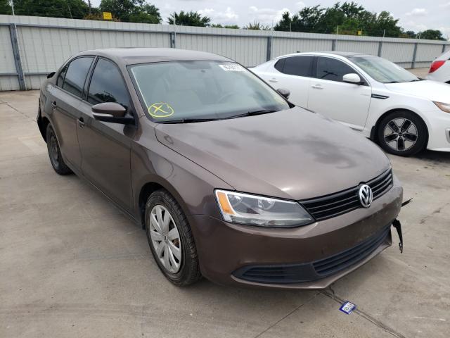 Vehiculos salvage en venta de Copart Wilmer, TX: 2011 Volkswagen Jetta SE