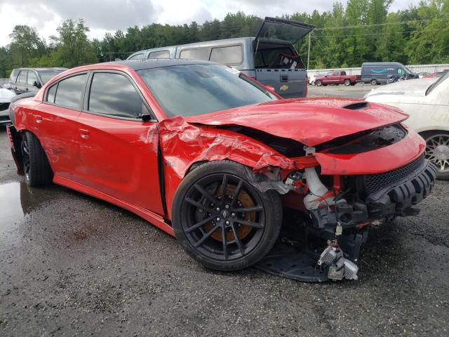 Salvage cars for sale from Copart Fredericksburg, VA: 2017 Dodge Charger R