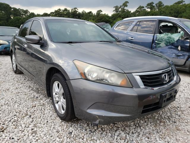 Salvage cars for sale from Copart Houston, TX: 2010 Honda Accord LXP