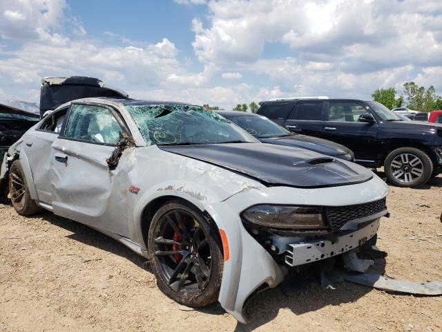 Salvage cars for sale at Bridgeton, MO auction: 2021 Dodge Charger SC