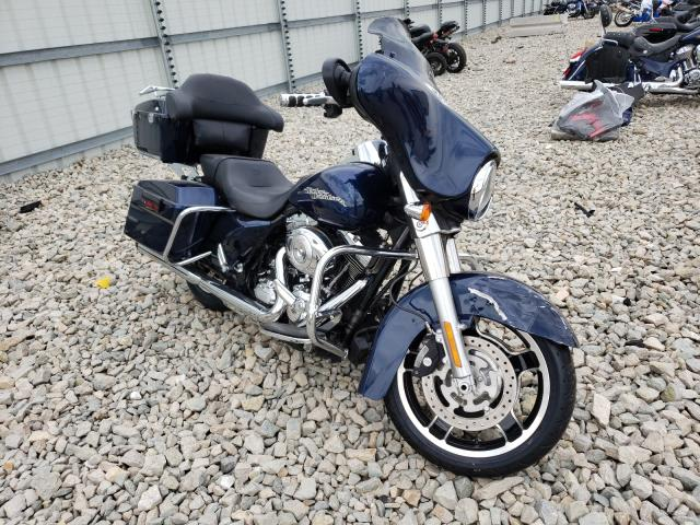 Salvage cars for sale from Copart Appleton, WI: 2012 Harley-Davidson Flhx Street