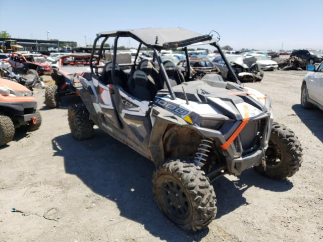 Salvage cars for sale from Copart Sacramento, CA: 2019 Polaris RZR XP 4 1