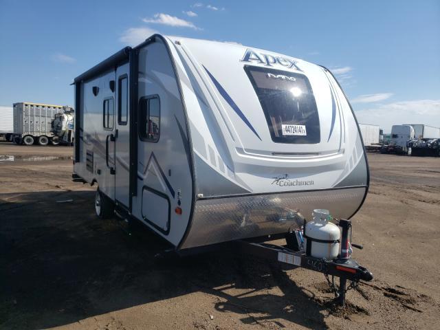 Coachmen Apex salvage cars for sale: 2019 Coachmen Apex