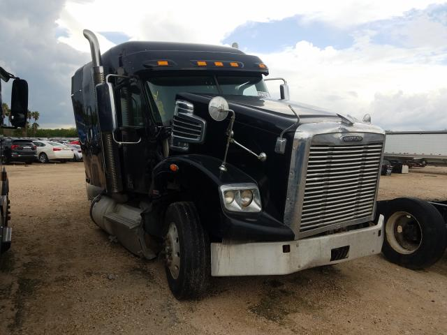 Salvage cars for sale from Copart Mercedes, TX: 2016 Freightliner 122SD