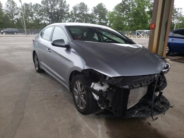Hyundai salvage cars for sale: 2017 Hyundai Elantra SE