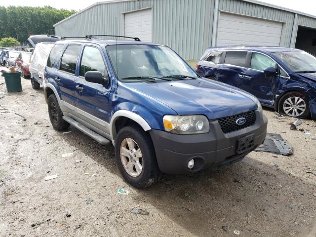 2007 Ford Escape XLT en venta en Hampton, VA