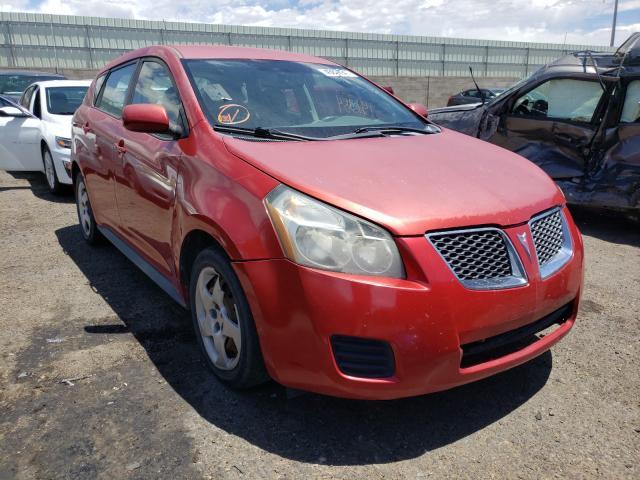 2009 Pontiac Vibe en venta en Albuquerque, NM