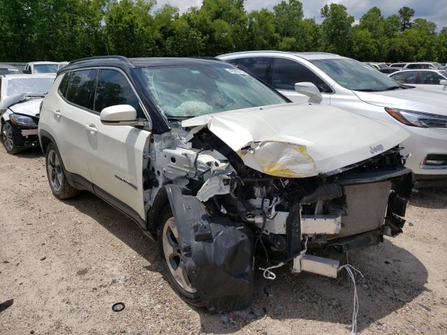 Vehiculos salvage en venta de Copart Houston, TX: 2021 Jeep Compass LI
