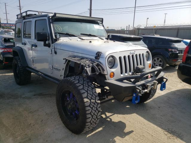 Jeep salvage cars for sale: 2007 Jeep Wrangler S