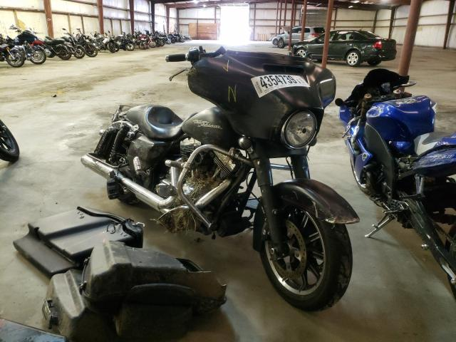 Salvage cars for sale from Copart Knightdale, NC: 2014 Harley-Davidson Flhxs Street