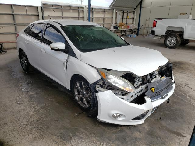 Salvage cars for sale from Copart Anthony, TX: 2013 Ford Focus SE