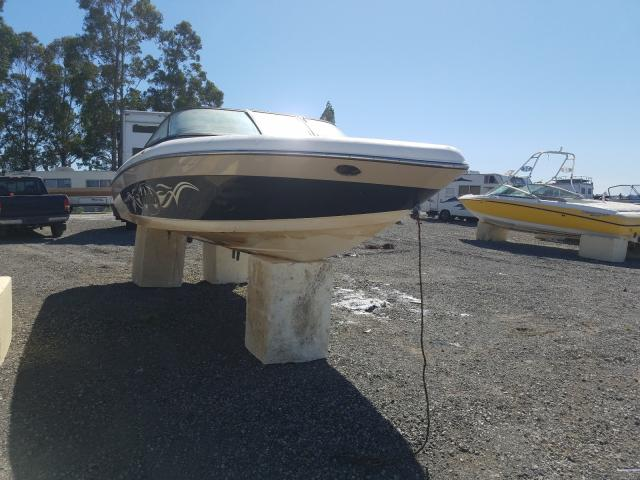 Salvage cars for sale from Copart Vallejo, CA: 2002 Malibu Boat Wake
