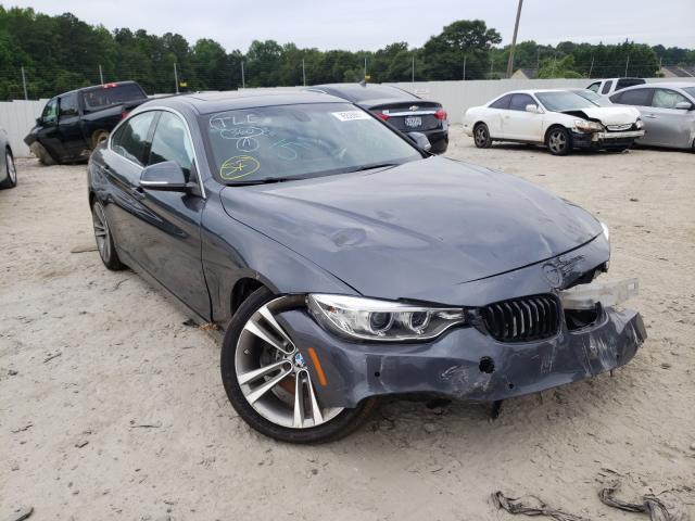 BMW Vehiculos salvage en venta: 2017 BMW 430I Gran Coupe