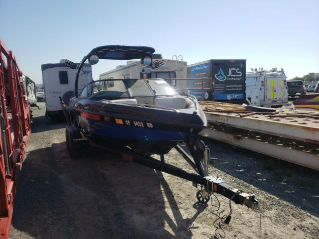 Salvage cars for sale from Copart San Diego, CA: 2016 Malibu Wakesetter