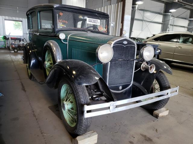 Used 1931 FORD MODEL A - Small image. Lot 44430031