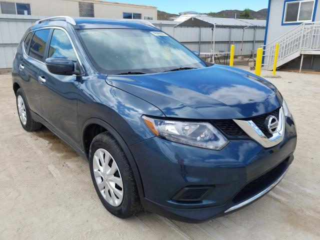 Salvage cars for sale from Copart Kapolei, HI: 2016 Nissan Rogue S