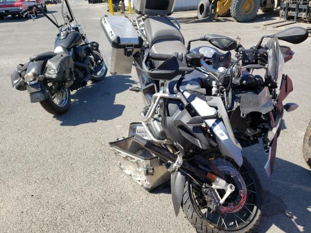 Salvage cars for sale from Copart Sacramento, CA: 2016 BMW R1200 GS A