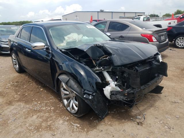 Salvage cars for sale from Copart Mercedes, TX: 2019 Chrysler 300 Touring