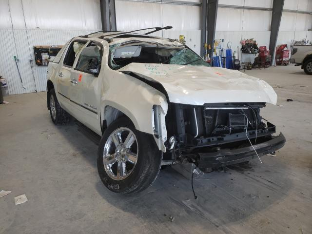 Salvage cars for sale from Copart Greenwood, NE: 2013 Chevrolet Avalanche