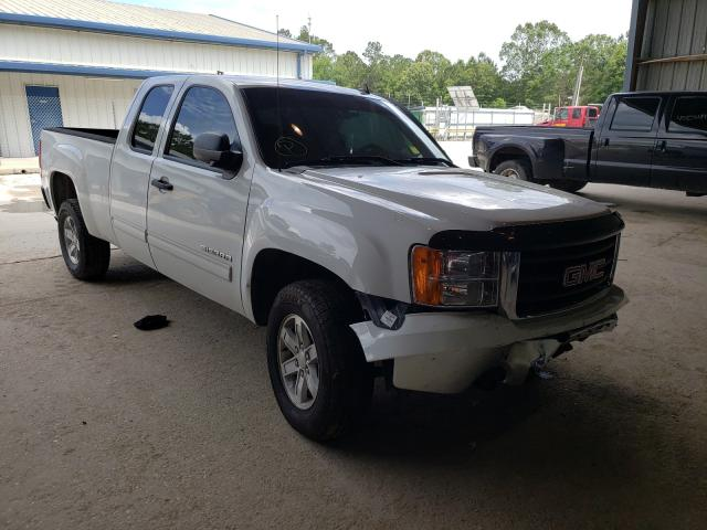 Salvage trucks for sale at Greenwell Springs, LA auction: 2011 GMC Sierra C15