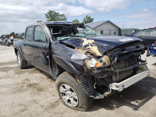 Salvage cars for sale from Copart Sikeston, MO: 2006 Toyota Tacoma DOU
