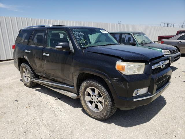 Salvage 2011 TOYOTA 4RUNNER - Small image. Lot 45420311