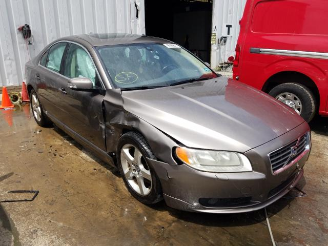 Volvo salvage cars for sale: 2009 Volvo S80 T6
