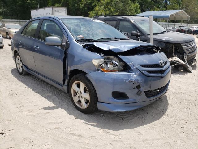 Toyota Yaris salvage cars for sale: 2007 Toyota Yaris