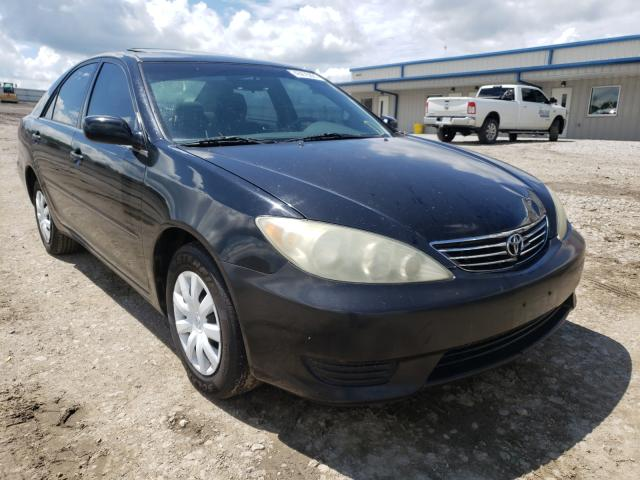 Salvage cars for sale from Copart Earlington, KY: 2005 Toyota Camry LE