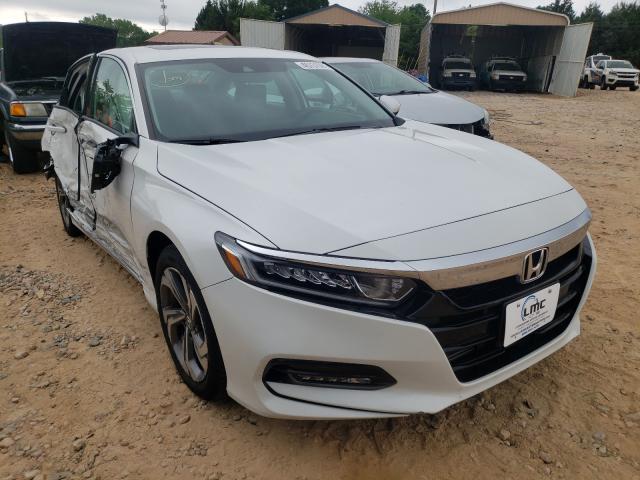 Vehiculos salvage en venta de Copart China Grove, NC: 2018 Honda Accord EXL