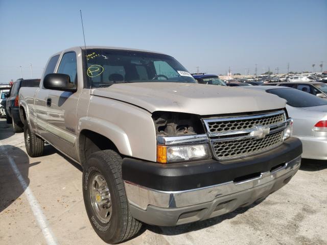 Chevrolet salvage cars for sale: 2005 Chevrolet Silverado