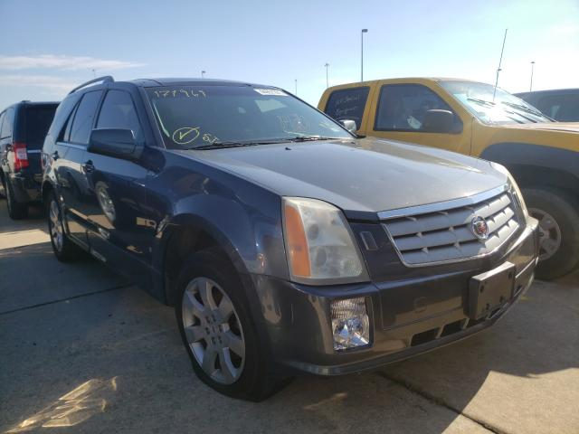 2008 Cadillac SRX en venta en Oklahoma City, OK