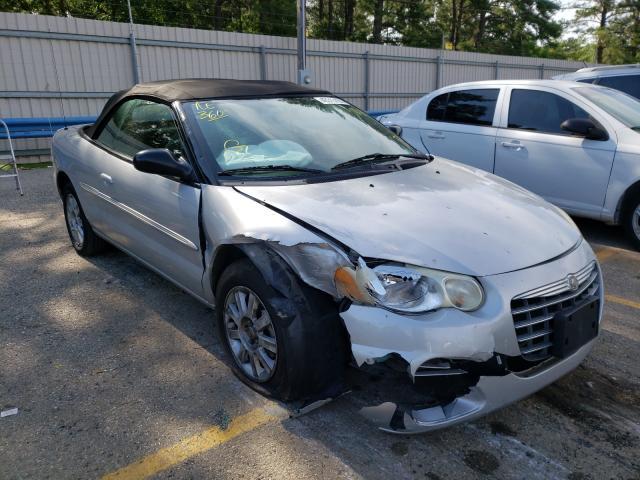 Vehiculos salvage en venta de Copart Eight Mile, AL: 2005 Chrysler Sebring GT
