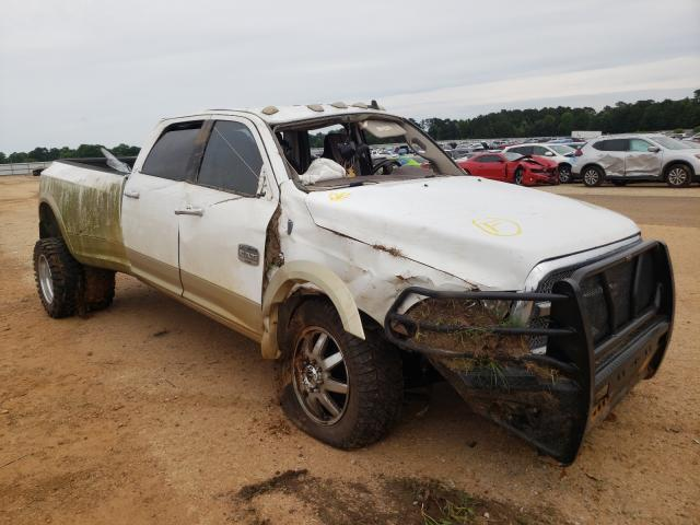 Salvage cars for sale from Copart Longview, TX: 2013 Dodge RAM 3500 Longh