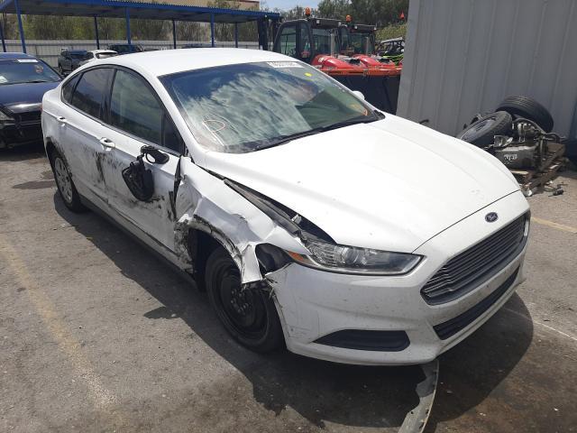 Vehiculos salvage en venta de Copart Las Vegas, NV: 2014 Ford Fusion S