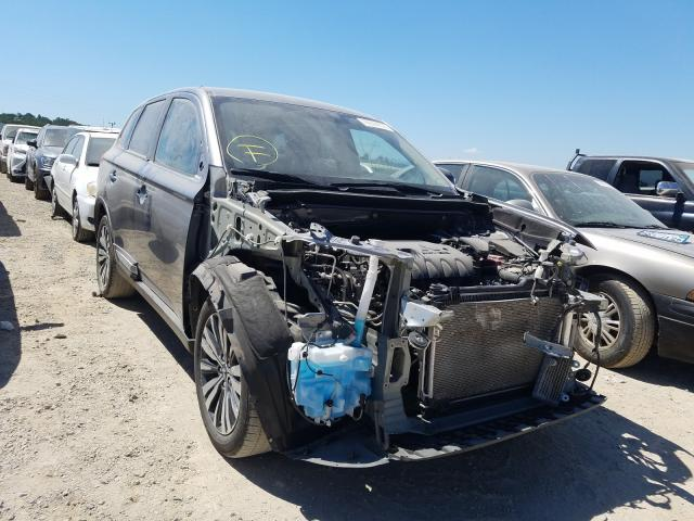 Salvage cars for sale from Copart Anderson, CA: 2019 Mitsubishi Outlander