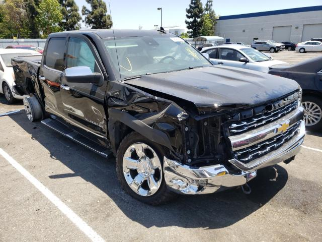 Salvage cars for sale from Copart Rancho Cucamonga, CA: 2017 Chevrolet Silverado