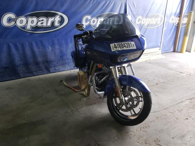 Salvage cars for sale from Copart Albuquerque, NM: 2019 Harley-Davidson Fltrx