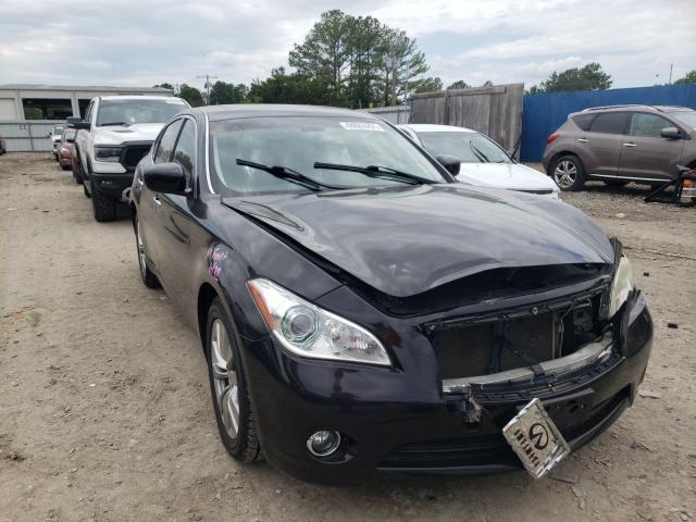 Infiniti M37 salvage cars for sale: 2012 Infiniti M37