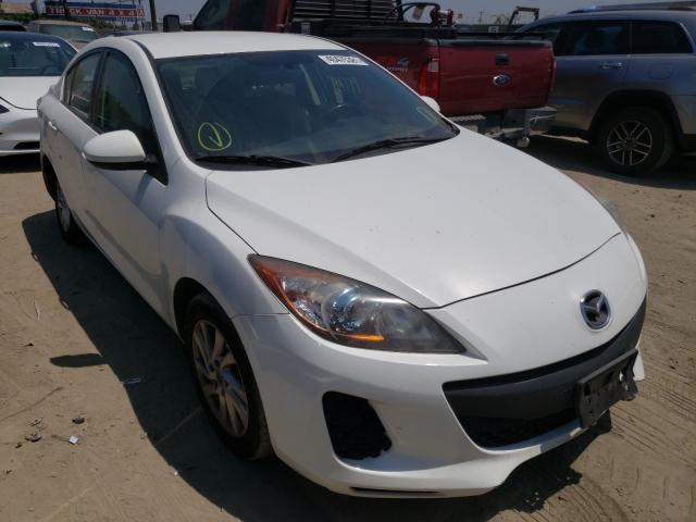 Vehiculos salvage en venta de Copart Los Angeles, CA: 2012 Mazda 3 I