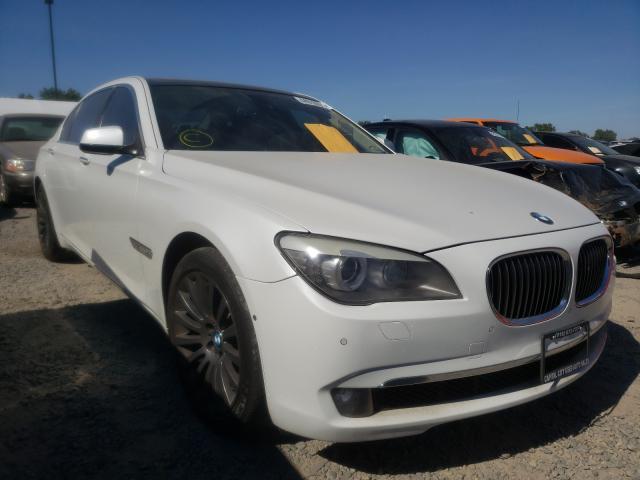 BMW 7 SERIES 2012 0