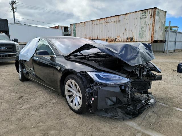 Tesla salvage cars for sale: 2018 Tesla Model S