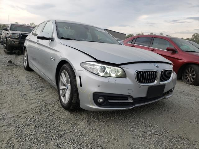 Salvage cars for sale from Copart Spartanburg, SC: 2016 BMW 528 I