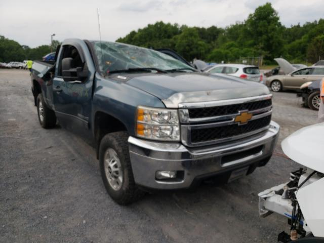 Salvage cars for sale from Copart York Haven, PA: 2011 Chevrolet Silverado
