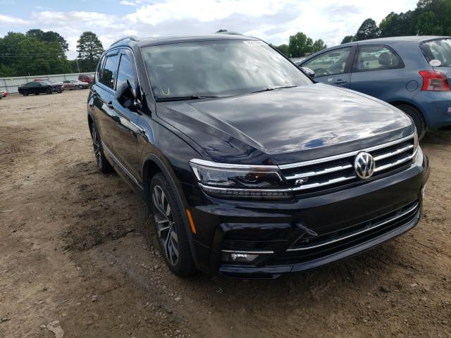 Salvage cars for sale from Copart Conway, AR: 2020 Volkswagen Tiguan SEL