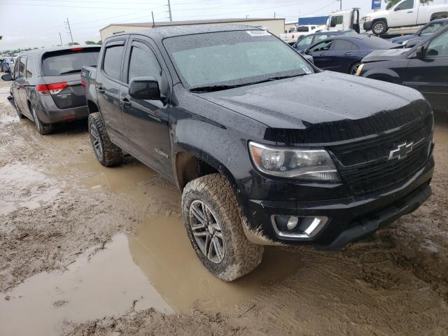 2019 Chevrolet Colorado en venta en Temple, TX
