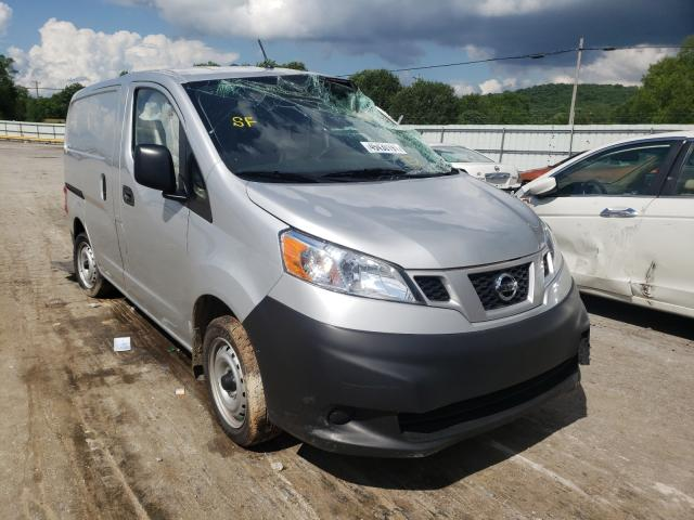 Salvage cars for sale from Copart Lebanon, TN: 2019 Nissan NV200 2.5S