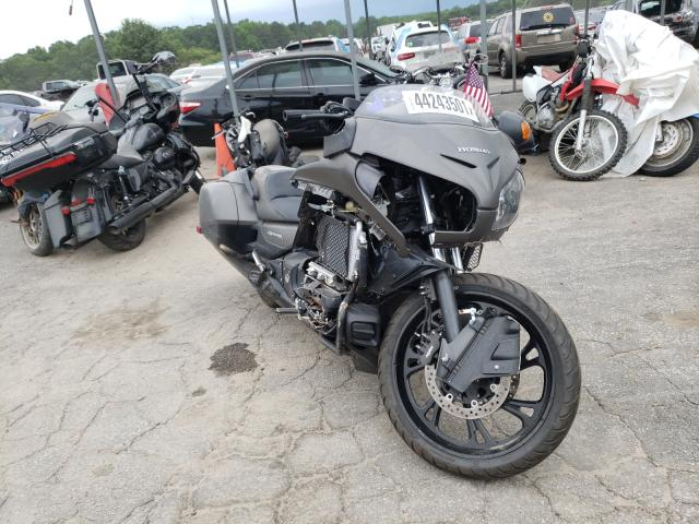 Salvage cars for sale from Copart Austell, GA: 2016 Honda GL1800 B