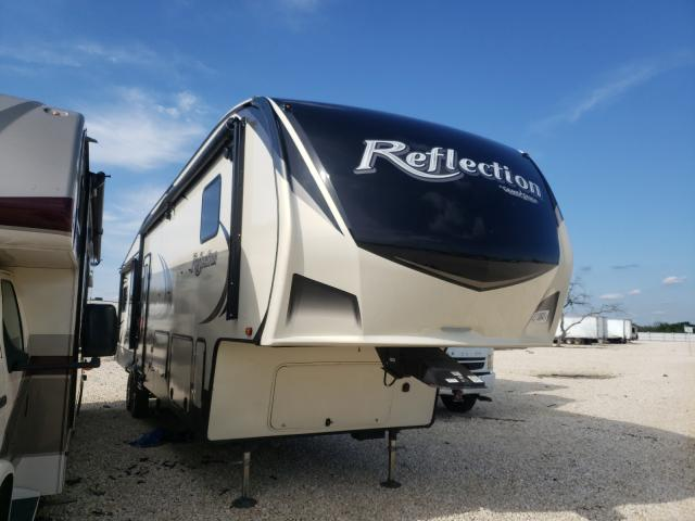 Refl salvage cars for sale: 2020 Refl Travel Trailer