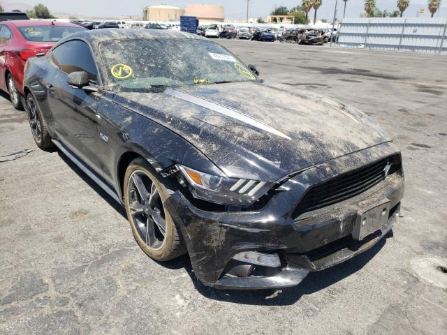 Salvage cars for sale from Copart Colton, CA: 2017 Ford Mustang GT